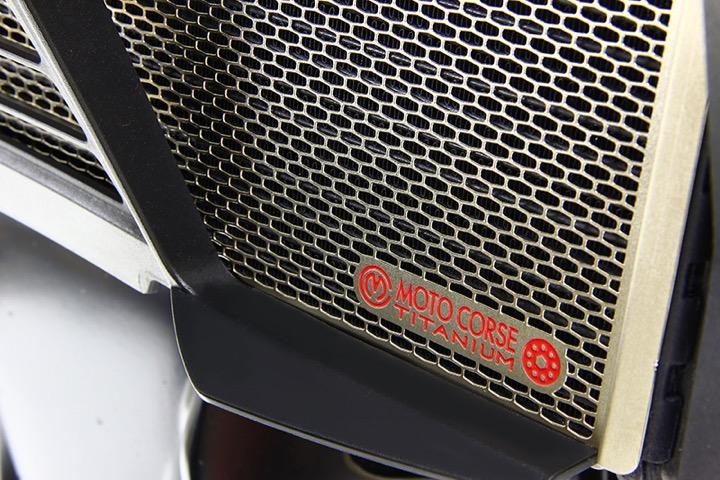 MOTO CORSE新製品のご案内〜チタニウムプロテクションスクリーン〜
