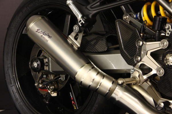 MOTO CORSE新製品 Evoluzioneチタニウムスリップオンサイレンサー Kawasaki Z900RS