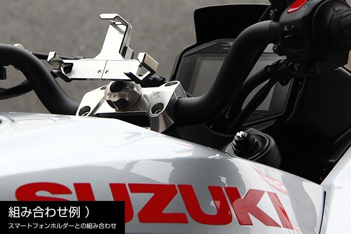 モトコルセ新製品のご案内:SUZUKI KATANA用ユニバーサルマウントシステム