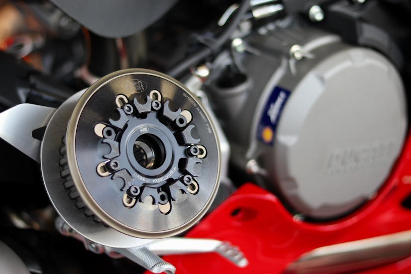 STMウエットスリッパークラッチ Ducati Panigaleシリーズ