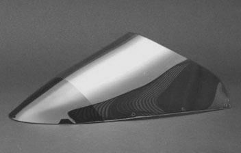 【商品のご案内++】 オプティカル ウインドスクリーン for Ducati 999 / 749