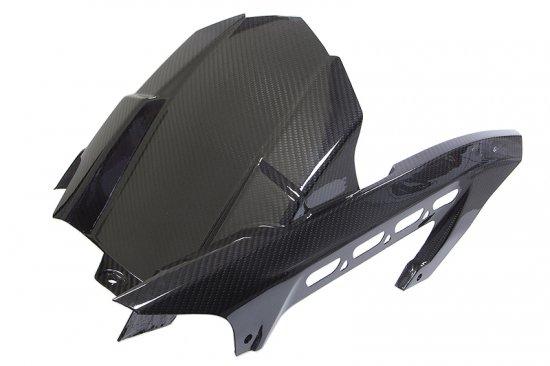 【商品のご案内++】 カーボン リアフェンダー / ドライブチェーンカバー for Kawasaki Z900RS