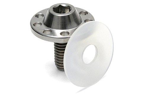 【商品のご案内++】 DBT Design チタニウムボルト ライセンスプレートボルト