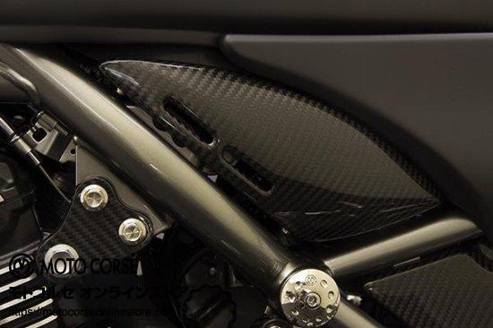 【商品のご案内++】 カーボン スロットルボディカバー セット for Kawasaki Z900RS